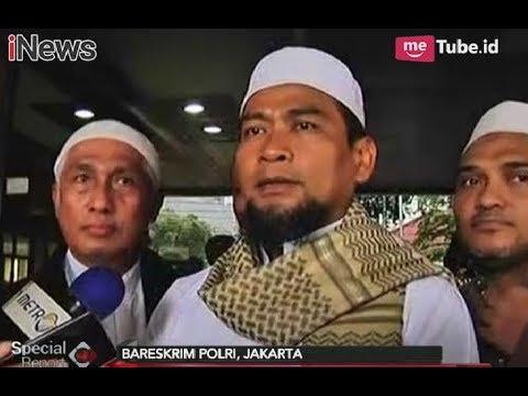 Ustaz Zulkifli Hadir Dalam Pemeriksaan Tim Siber Bareskrim POLRI - Special Report 18/01