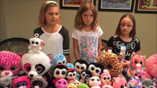 beanie boo family collection