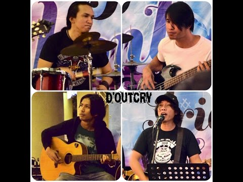 D'Outcry - The Line Acoustic Version Live (Gloria Jean's Coffees Nexus)