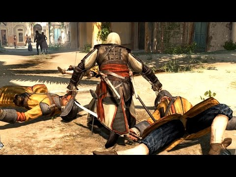 Assassin's Creed 4 Black Flag Edward`S Rampage Ultra GTX 980