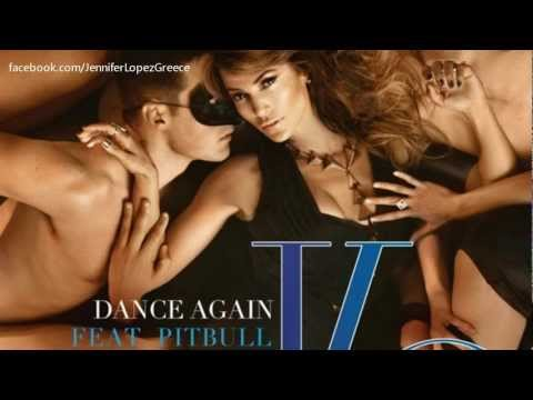 Jennifer Lopez  Dance Again ft Pitbull Download Mp3 + Text