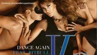 Jennifer Lopez - Dance Again ft. Pitbull Download (Mp3 + Text)