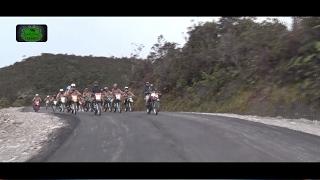Jalan Trans Papua Rampung, Panglima TNI dan KASAD Balapan Trail #Part I   Kodam 17 Cenderawasih