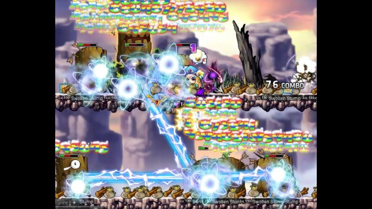 Luminous gameplay maplestory armor