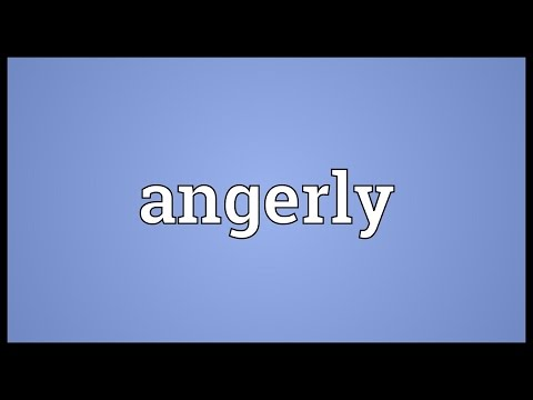 Header of angerly