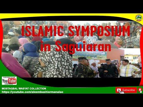 ISLAMIC SYMPOSIUM SAGUIARAN-MOSTAQBAL