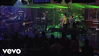 Depeche Mode - Heaven (Live on Letterman)