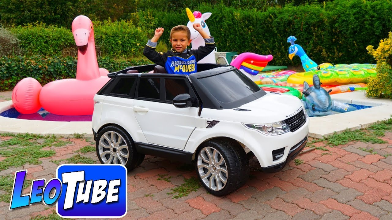 Vendo carros electricos para niños usados