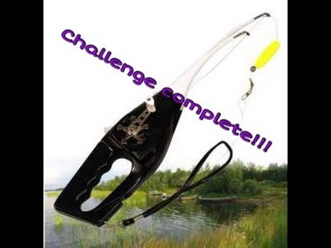 Completed The Pocket Fisherman Challenge!