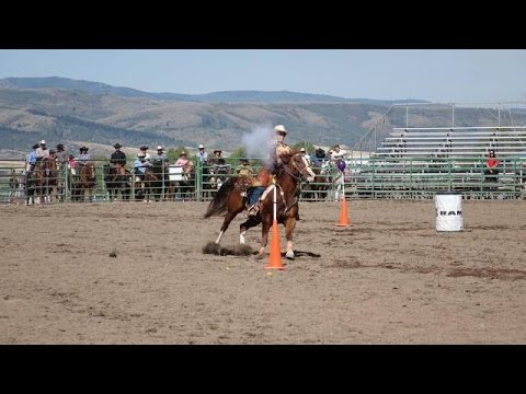 Wyoming Chronicle - Cowboy Mounted Shooters