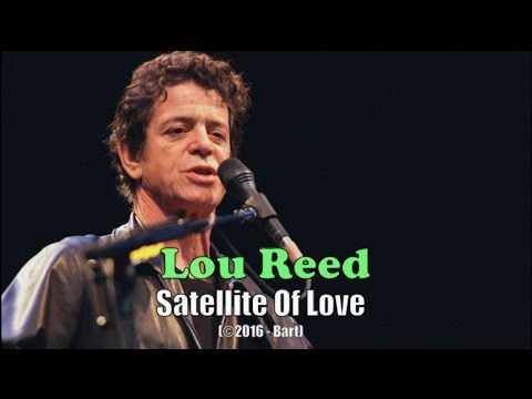 Lou Reed - Satellite Of Love (Karaoke)