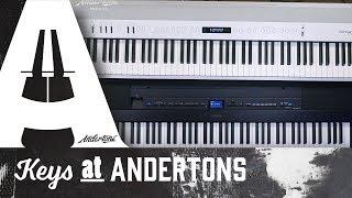 Portable Digital Piano Shootout! Roland FP60 vs. Yamaha P515