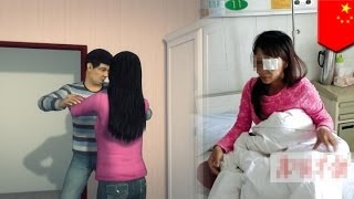 Unfaithful Chinese woman