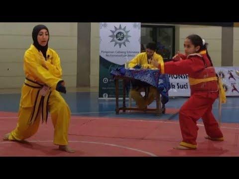 لماذا تقبل الفتيات في مصر على رياضة -بنجاك سيلات- القتالية؟