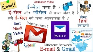 Best Video What is Email & Gmail? | What is the Difference Between Email and Gmail in Hindi