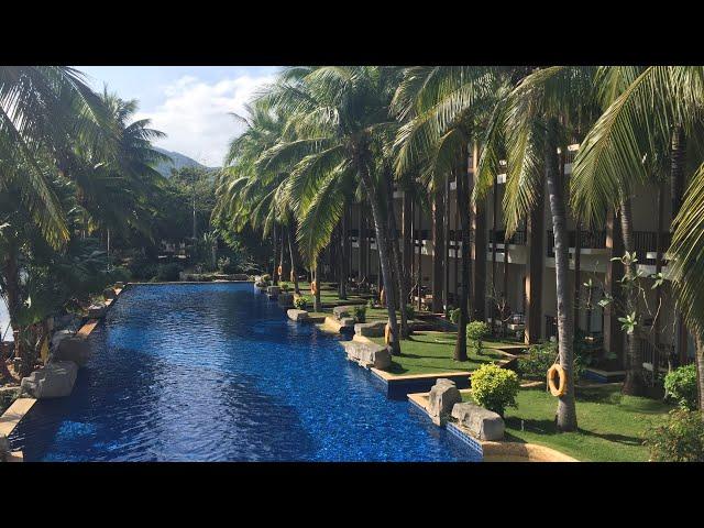 Обзор Pullman Sanya Yalong Bay Resort Spa, видео