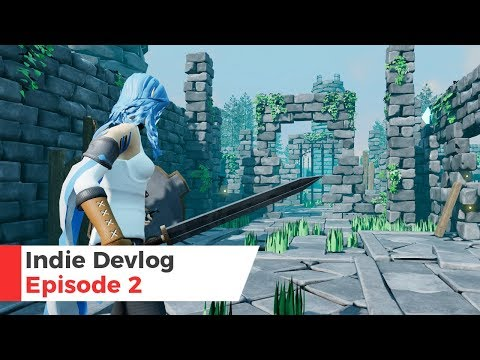 Indie Game Devlog #2 - Creating The Main Character
