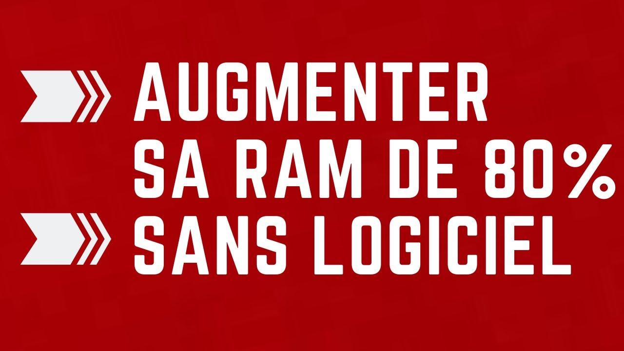 Download [TUTO] COMMENT AUGMENTER LA RAM DE SON PC (2020)