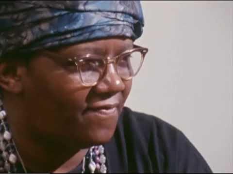 Ella Collins [Malcolm X's Sister] Interview P1
