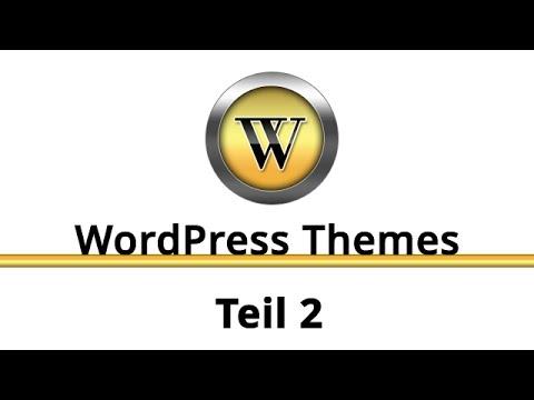 2. Kostenlose WordPress Themes