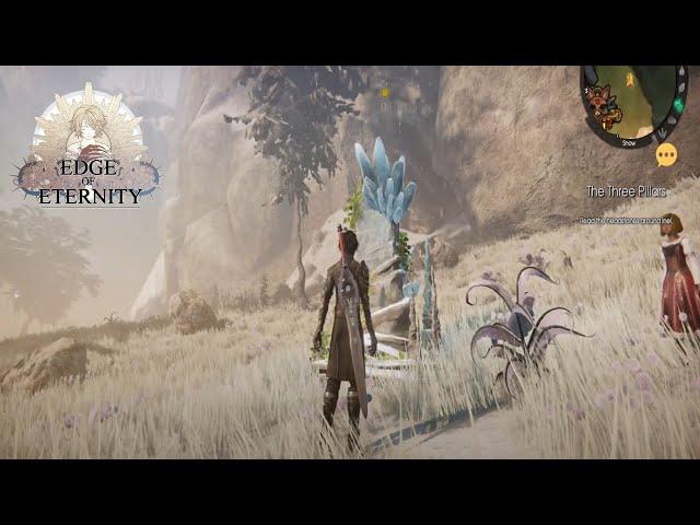 Edge Of Eternity I The Three Pillars I Side Quest I Guide