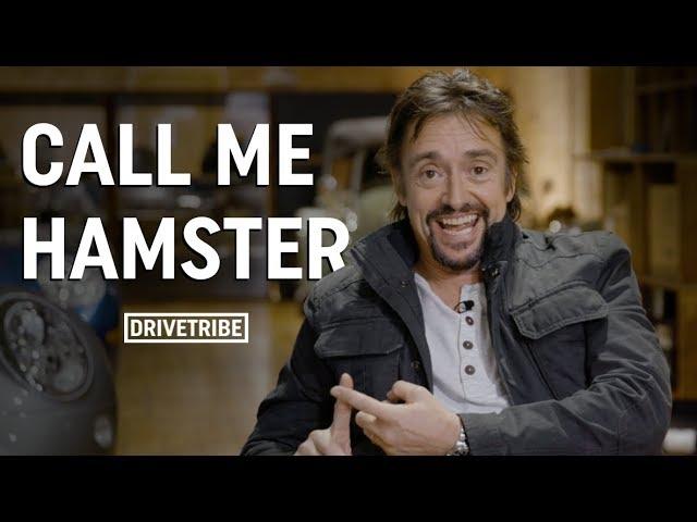 Richard Hammond explains how he got the name 'Hamster'
