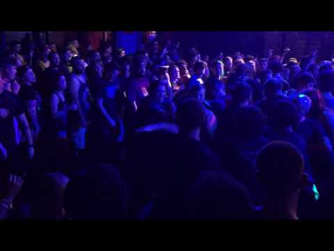 Upon a burning body Live @ Culture room Ft. Lauderdale Florida 05-16-2016