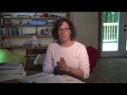 "Susan Wise Bauer explains ""Writing With Ease"""