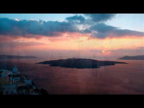 Santorini Splendor - Of Sand And Sea