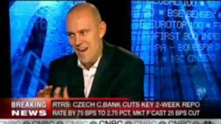 Economic Collapse - World Economy 11-06-08