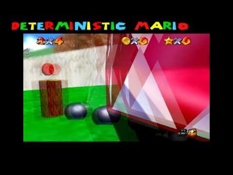 Mario - Determinism vs. Nondeterminism