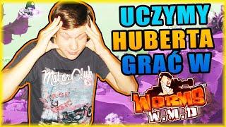 Worms W.M.D [#15] - UCZYMY HUBERTA MOSZKĘ GRAĆ W WORMSY   BLADII