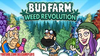 BudFarm Weed Revolution - Episode 1-2 Gameplay (Android iOS)