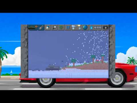 The Sandbox - Trailer Update 1.350 - Hit The Road! (iPhone, iPad, Mac, Android and Amazon)