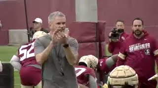 FSU football head coach Mike Norvell tests positive for COVID on eve of Miami week