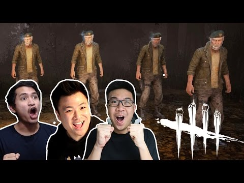 Kakek Tua Challenge! - Dead by Daylight (w/ Friends) [INDONE