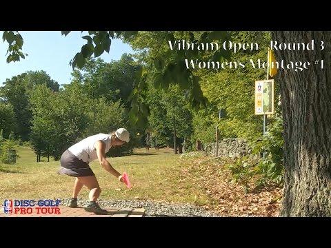 2016 Vibram Open - Catrina Allen, Paige Pierce, Sarah Hokom, Val Jenkins Montage #1 - Rnd3