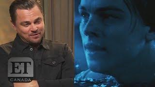Leonardo Dicaprio Keeps Mum On 'titanic' Door Debate With Brad Pitt Margot Robbie
