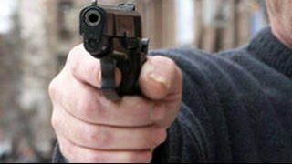 Ревнивый муж открыл стрельбу на улице Ижевска
