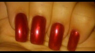 OPI - Thanks So Muchness Review and Swatch Thumbnail