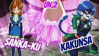 Kakunsa, ¿La Mas Débil de Escuadrón Doncella? - Dragon Ball Super