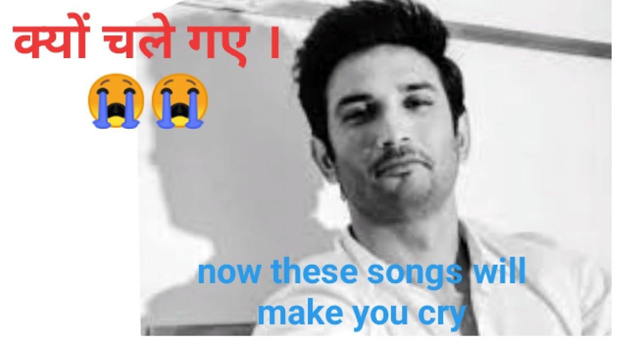 sushant singh rajput|| RIP ||a tribute|| songs