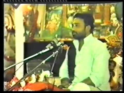 Morari Bapu - Katha about Madhapar