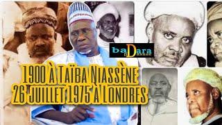 Download Video Elhadji Moustapha Gueye MAME MBAYE NIASSE et l'histoire de taiba niasséne MP3 3GP MP4