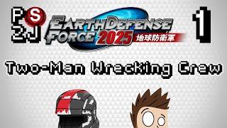 Two-Man Wrecking Crew EP 1