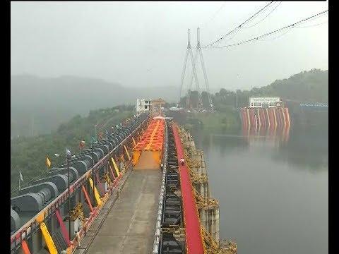 PM Narendra Modi inaugurates Sardar Sarovar dam in Gujarat's Kevadia