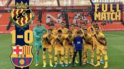 [RETRANSMISIÓN] Gimnàstic 1-0 Barça B