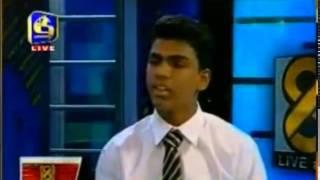 O/L 2012 Exam Island best results Dasun Jayasinha