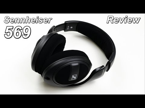Sennheiser HD 569 Review (2/5)