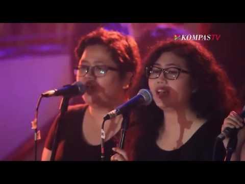 Payung Teduh – Menuju Senja Jazzy Nite KOMPAS TV